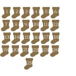 Stocking Countdown