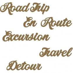 Travel Word Set 2