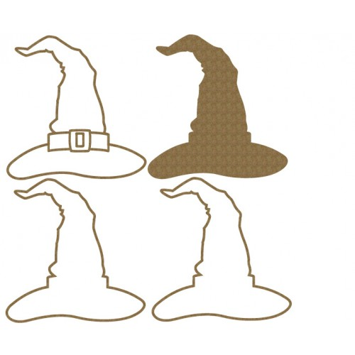 Witch Hat Shaker