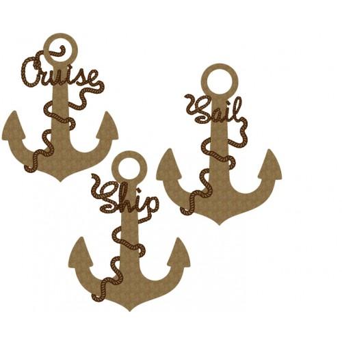 Word Anchor - Nautical