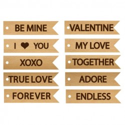 Word Love Tags