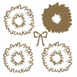 Wreath Shaker Set