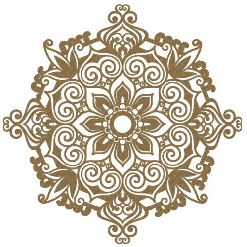 Intricate Floral 2 - Flourishes