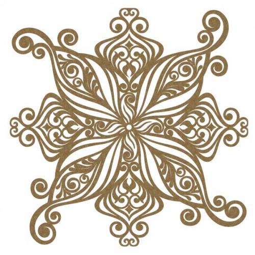 Intricate Twist - Flourishes