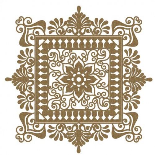 Intricate Square - Flourishes