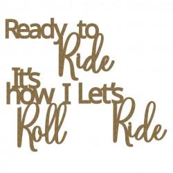 Ride Word Set