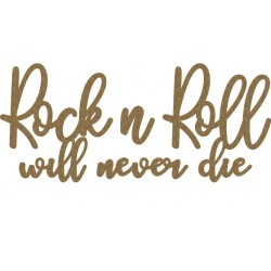 Rock 'n' Roll.....