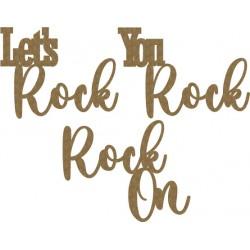 Rock Titles