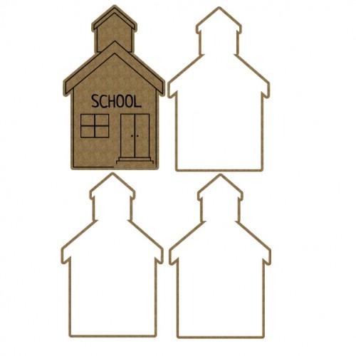 School Shaker Set