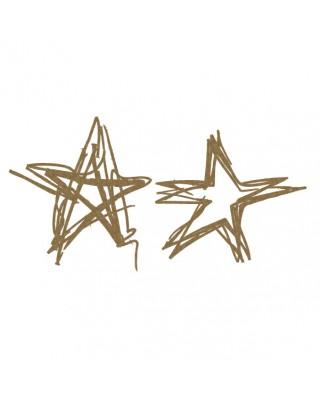 Scribble Stars