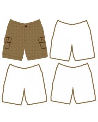 Shorts Shaker Set