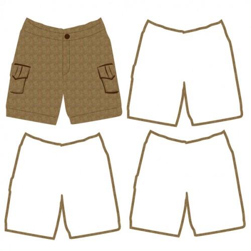 Shorts Shaker Set - Shaker Sets