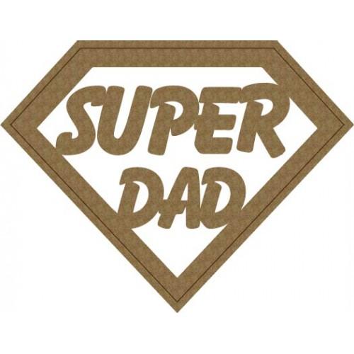 Super Dad - Words