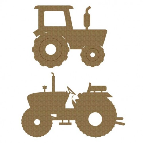 Tractors - Games and Toys