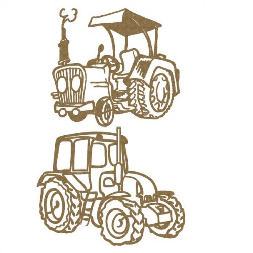Tractors 2 - Games and Toys