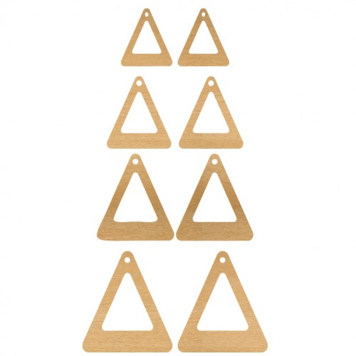 Hollow Triangles