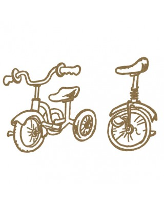 Tricycle and Unicycle