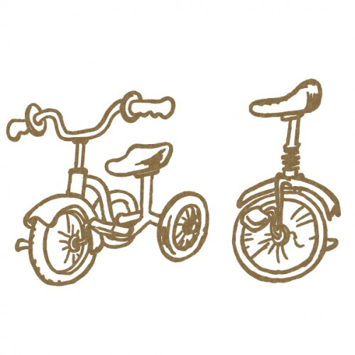 Tricycle and Unicycle - Games and Toys