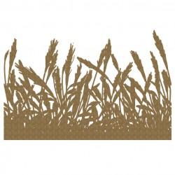 Large Wheat Border 2