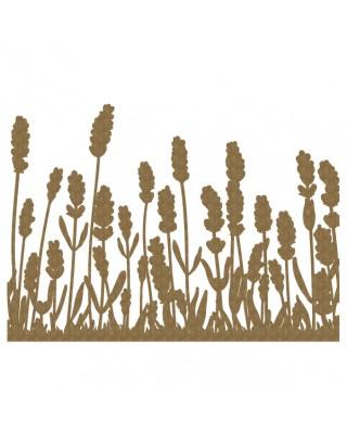 Large Wheat Border