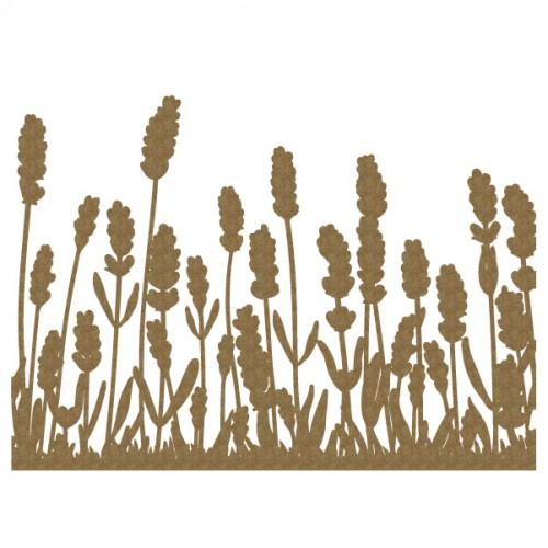 Large Wheat Border - Borders