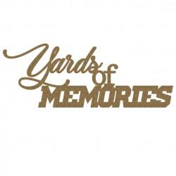 Yards of Memories